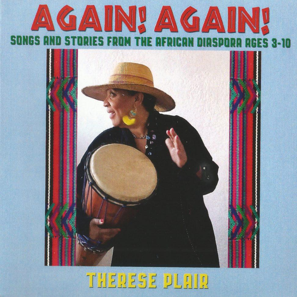 Again Again CD Cover